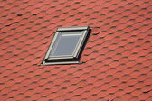Roof window — Stock Photo