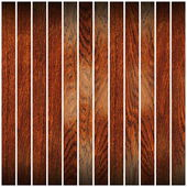 Brown wooden planks backdrop — Stock Photo