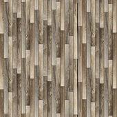 Weathered parquet texture — ストック写真