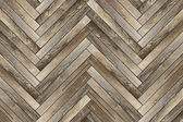 Pattern of old wood tiles — Stock Photo