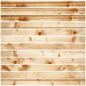 Spruce finishing boards — Stock Photo