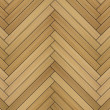 Stock Photo: Detail of laminated floor