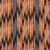 Plancher de planches de bois grungy — Photo