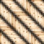 Spruce wooden floor — Stock Photo #36206413
