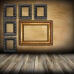 Art indoor background — Stock Photo #36448815