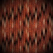 Vertical mounted wood parquet — Stock Photo