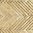 Stock Photo: Detail of laminated wood floor