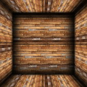 Rosewood textured interior backdrop — Stock Photo