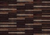Mahogany floor pattern — Stock Photo