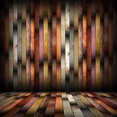 Interior abstract planks backdrop — Stock Photo