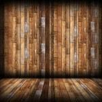 Wood boards finishing on indoor background — Stock Photo #45571699