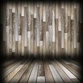 Staré panely interiéru pozadí — Stock fotografie