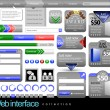 Web Design Element Frame Template - Image vectorielle