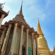 BANGKOK THAILAND - JAN 03 : The Grand Palace (also called Wat P — Stock Photo
