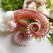 Stock Photo: Tentacles of octopus