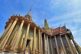 Bangkok, Tajlandia - jan 03: grand palace (zwany także wat; p — Zdjęcie stockowe