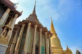 Bangkok tailândia - 03 de jan: o grande palácio (também chamado de wat p — Foto Stock