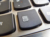 Keyboard buttons — Stock Photo
