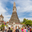 Stock Photo: BANGKOK, THAILAND - NOVEMBER 10 : Wat Arun is one of main at