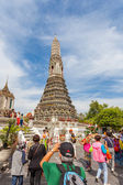BANGKOK, THAILAND - NOVEMBER 10 : Wat Arun is one of the main at — Stock Photo