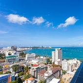 City landscape of Pattaya, Thailand — Stock Photo