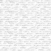 El yazısı arka plan — Stok Vektör