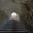 Staircase to dungeon — Stock Photo