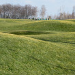 Golf field — Stock Photo #41634741
