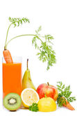 Vegetable juice — Stockfoto