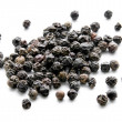 Peppercorns isolated on white  — Stock Photo
