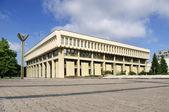 Parlamento lituano en vilnius — Foto de Stock