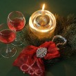 Stock Photo: Festive still life