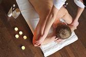 Arm Massage — Stock Photo