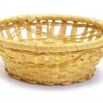 Small basket — Stock Photo