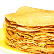 Royalty-Free Stock Photo: pancakes on pancake week