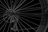 Bicicletta di montagna — Foto Stock
