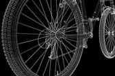Mountain Bicycle — Stockfoto