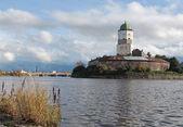 Vyborg Castle — Stock Photo