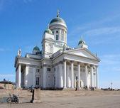 Helsingfors domkyrka — Stockfoto