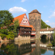 Stock Photo: Nuremberg landscape