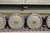 Truck tank. — Stock Photo
