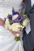 Bouquet de mariée — Photo