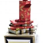 Christmas presents — Stock Photo #8790595