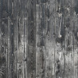 Gray wooden door background — Stock Photo