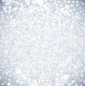 Brillando en nieve sol — Vector de stock