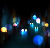 City nightlife — Stock Vector