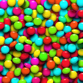 Background with candy — Stock vektor