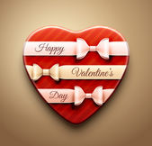 Happy Valentine's Day! — Vector de stock