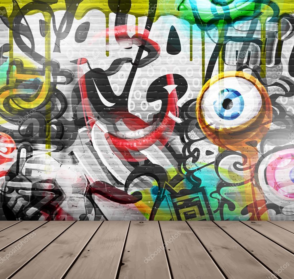 Доска дляграфий на стену