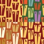 Christmas Seamless Patterns — Stock Vector #8898222